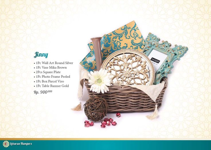 Lebaran Parcel - Jinny. Click www.informa.co.id for more collection