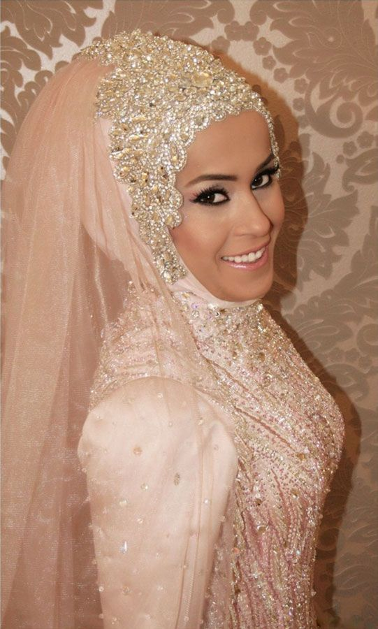 Beautiful Hijab Brides from Real Weddings | Mine Forever