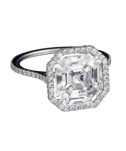 Martin Katz Engagement Ring