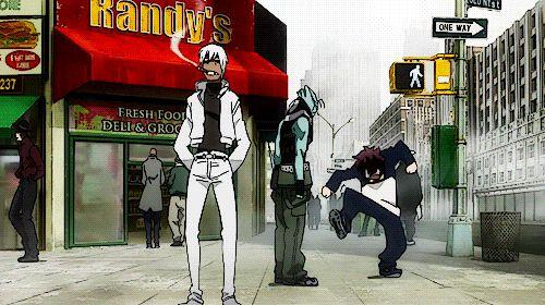 Kekkai Sensen - Blood Blockade Battlefront This is so freakin' funny XD