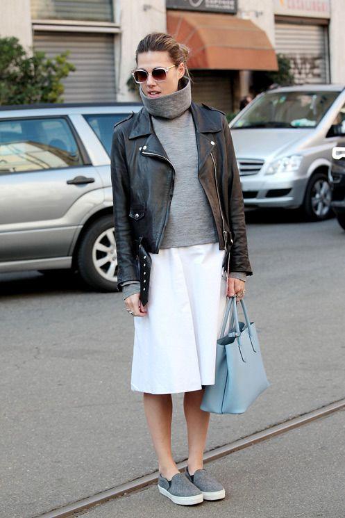Dress With Sneaker Shoe