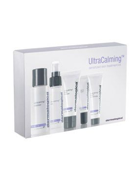 Dermalogica UltraCalming Treatment Kit - £31.45 Contains:  -UltraCalming Cleanser (50ml) -UltraCalming Mist (50ml) -UltraCalming Relief Masque (15ml) -Barrier Repair (10ml) -UltraCalming Serum Concentrate (10ml) www.norwichhealthshop.co.uk