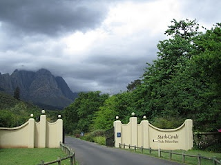 Wineries in the Western Cape: Stark-Conde