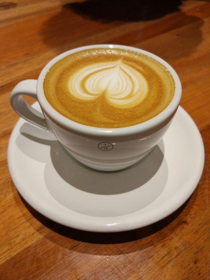 It's Cappuccino