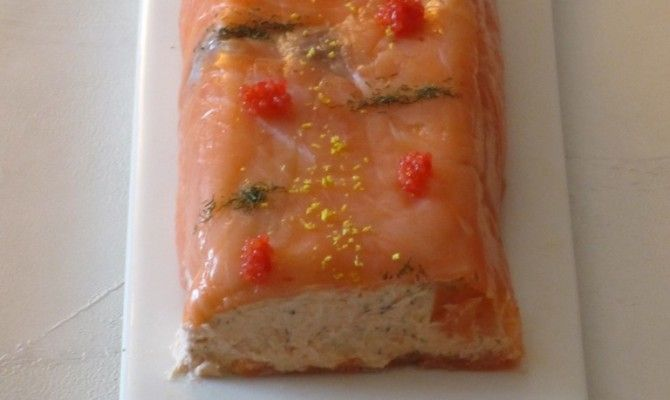 Terrine aux saumons : Diet & Délices - Recettes dietétiques