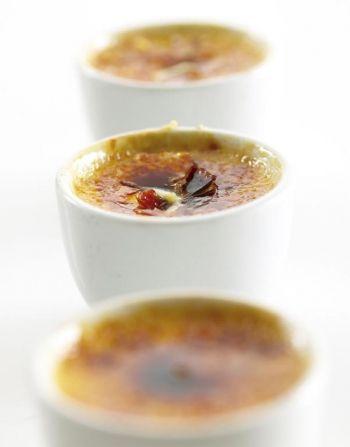 Crème Brûlée recipe on www.nomu.co.za