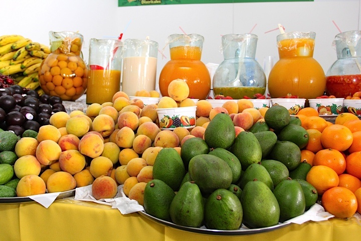 Frutas, carnaval de texturas. Crédito Milton Ramírez (@FOTOMILTON) MinCultura 2012.