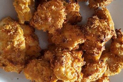 Knusprig - leichte Chicken Nuggets (Rezept mit Bild) | Chefkoch.de