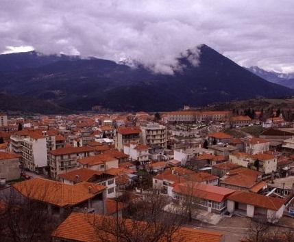 Karpenissi, Greece