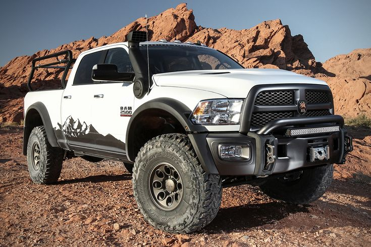 Dodge Ram Prospector XL by AEV | HiConsumption