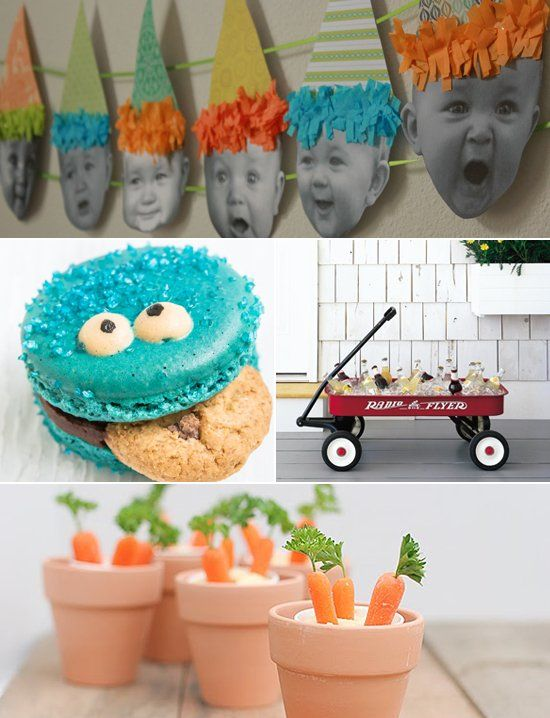25 of Our Favorite Kids' Party Ideas (We Got Them All From Pinterest!)