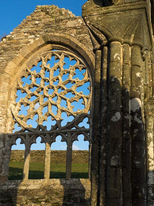 photo en Finistère, Bretagne et...: dentelle de pierre de Languidou en Plovan (6 photos)