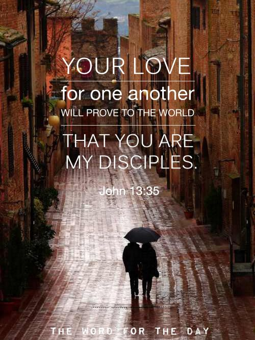 "Our Lord Jesus Christ commanded His disciples to ""love one another,"" because ""by this all will know that you are My disciples, if you have love for one another"" (John 13:34-35).As a believer in Christ, your Heavenly Father says to you, ""Be nice to your neighbour…"" Our human tendency shouts, ""No! I don't want to! He isn't treating me right. It isn't fair that I have to be kind to him when he is being mean to me."" Still your Heavenly Father says, ""Be kind to one another."" In fact, He goes a…"