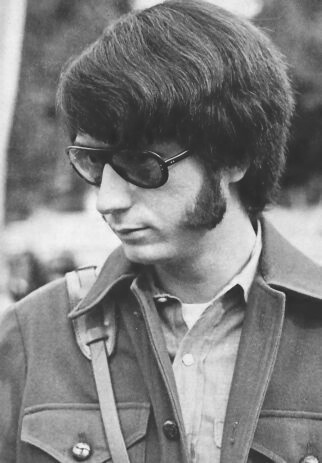 Mike Nesmith, The Monkees.