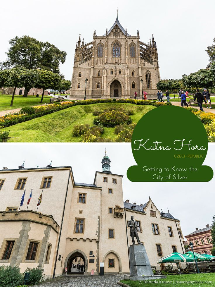 Kutna Hora, Czech Republic- Getting to Know the City of Silver (Blog Post)