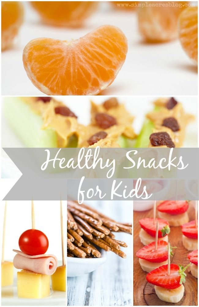 Healthy snacks for kids to support health.
