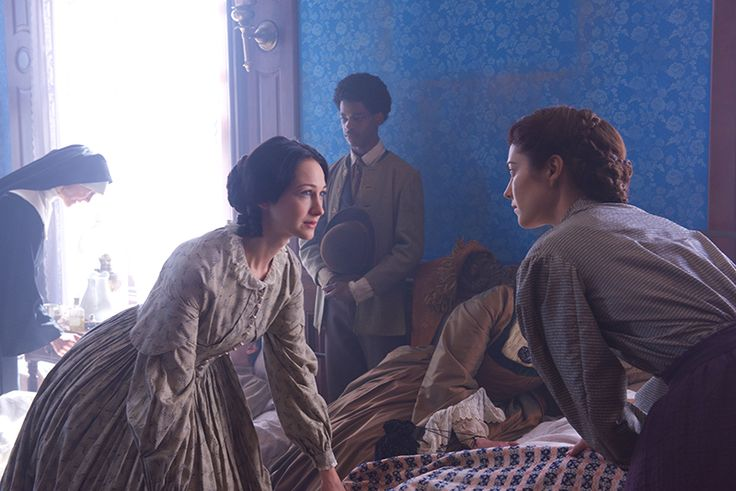 Did you know prior to the Civil War, few women were nurses because it was seen as inappropriate? Even during the war, 80% of nurses were men, most of which were convalescent soldiers. #MercyStreetPBS debuts on PBS starting in January.