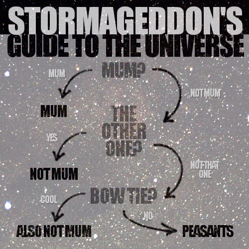 Stormageddon: dark lord of all: Doctor Who