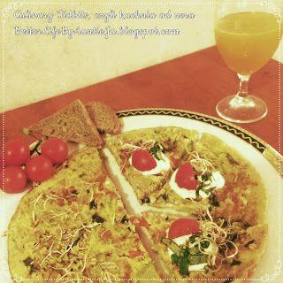 Better Life by Auntie Ju: Omlet, zdrowy początek dnia