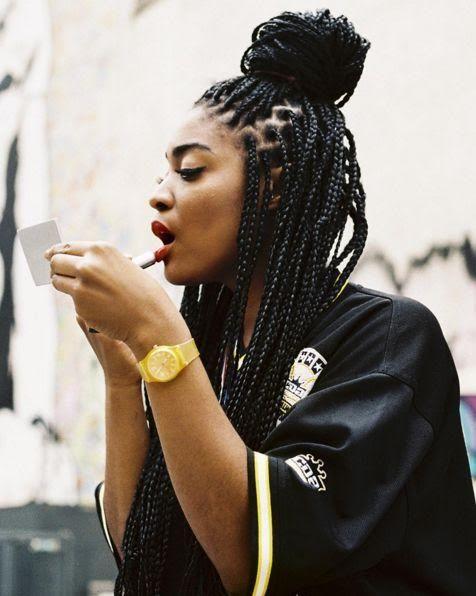 Sokak saç modası olan Zenci Saç (Afrika Örgü saç modeli) ile değişlikliğe hazır mısınız?