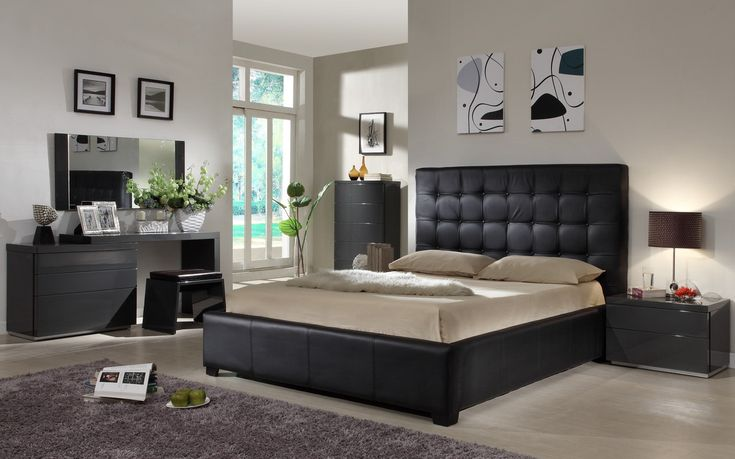 Cheap Modern Bedroom Set - Bedroom Home Office Ideas Check more at http://iconoclastradio.com/cheap-modern-bedroom-set/