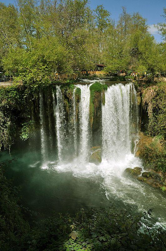 Duden Falls(3) - Antalya, Turkey