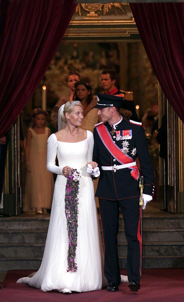 Retrospective : mariages royaux (suite)