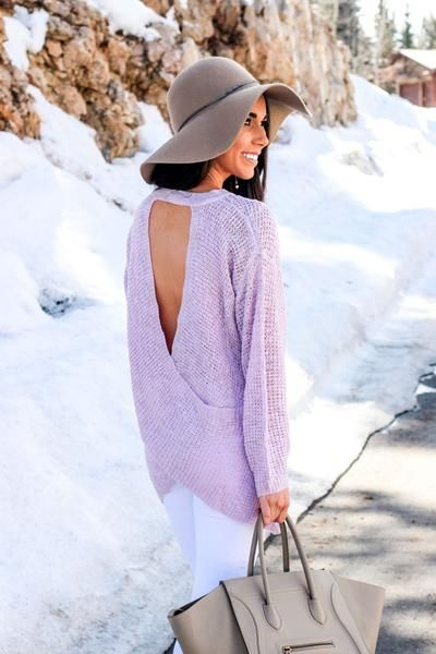 Safe and Sound Sweater  Lavender  46.99 - Bella and Bloom Boutique...Cute  Spring Outfit 4550d8e97