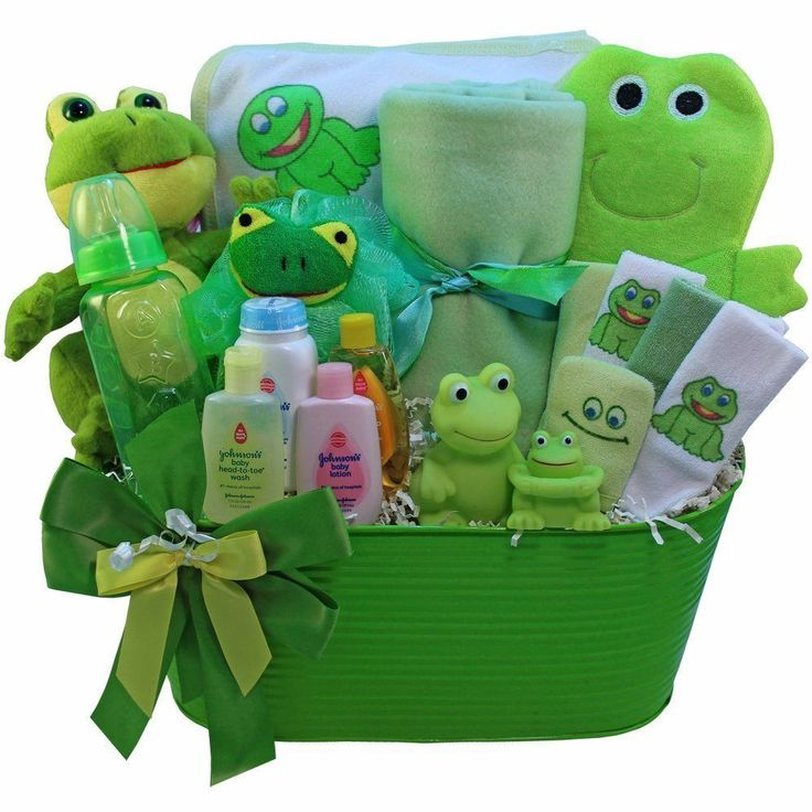 Art of Appreciation Gift Baskets My Little Pollywog Bath Time Fun For Baby Gift #NotApplicable