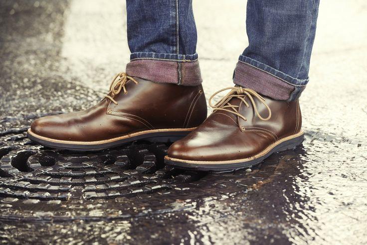 timberland kempton leather chukka boots