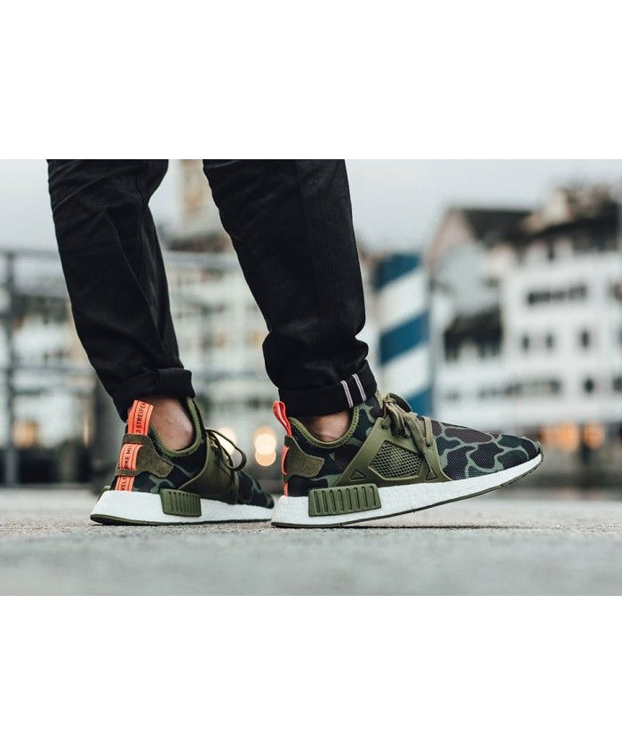 b934241b32c04 Adidas Nmd Xr1 Duck Camo Release Reminder Shoes Sale
