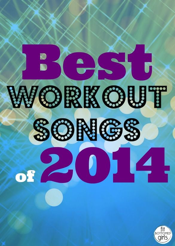 We asked and you guys answered -- the best workout songs of 2014!