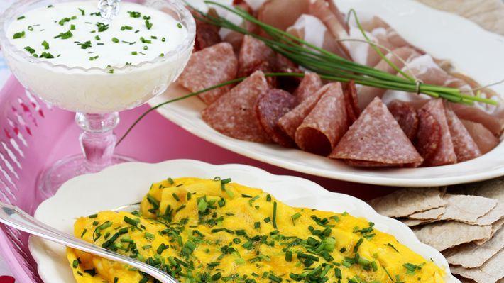 MatPrat - Spekemat med Eggerøre