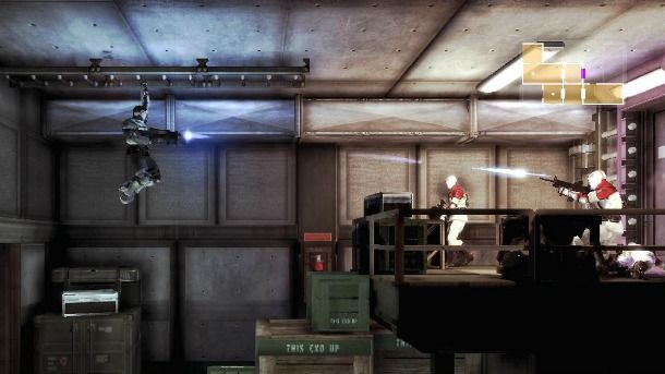 Games To Beat In A Day – Shadow Complex - Features - www.GameInformer.com