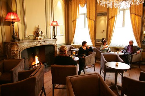 Hotel Jan Brito in Bruges