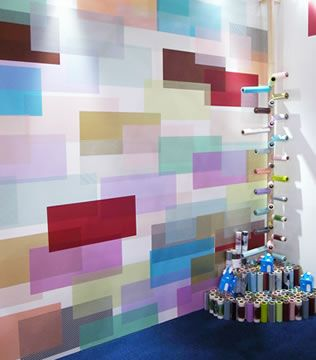18 best washi tape wall designs for grownups images on for Geometric washi tape designs