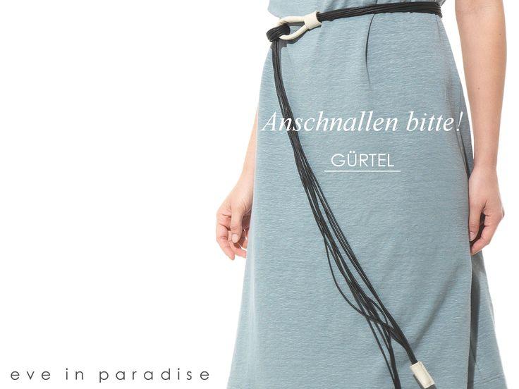 #Sommer, wir kommen... und das nicht nur mit wundervoller #Damenmode, sondern auch mit außergewöhnlichen #Gürteln aus #Leder! #LederGürtel