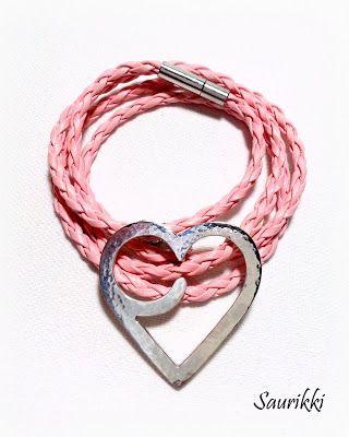 Logo based necklace to Siskot ry http://www.siskot.info/