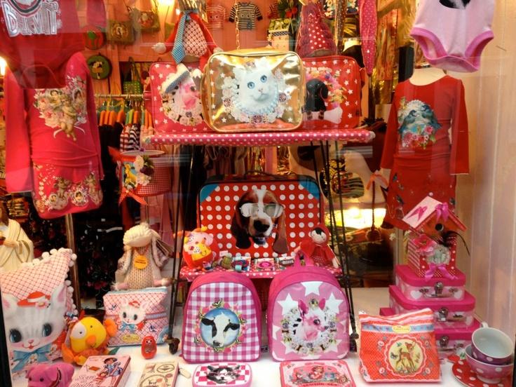 De Kunstboer loves our shop in Haarlem, The Netherlands.