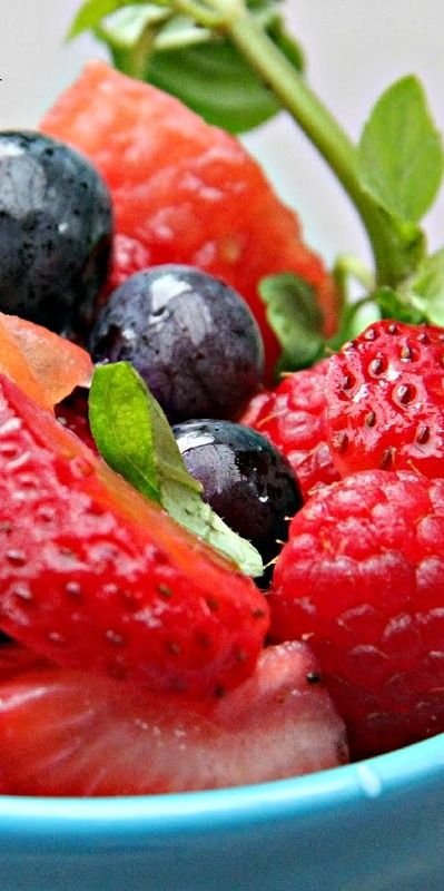 berry fruits what are healthy fruits