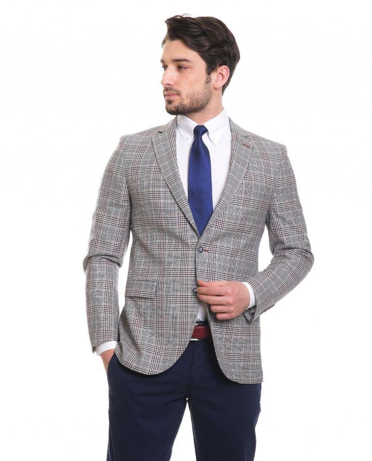 Karaca Erkek Ceket - Lacivert #gentleman #suit #takımelbise #karaca #ciftgeyikkaraca  www.karaca.com.tr