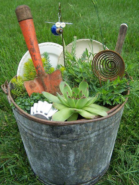 25 Best Ideas About Garden Junk On Pinterest Glass Bird