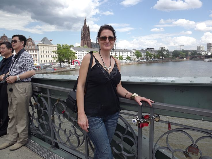 Frankfurt - old city