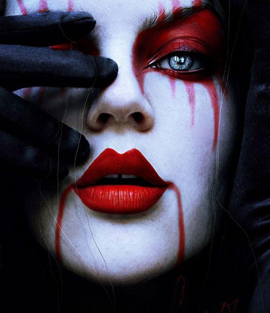 49 best halloween makeup images on Pinterest   Makeup ideas ...