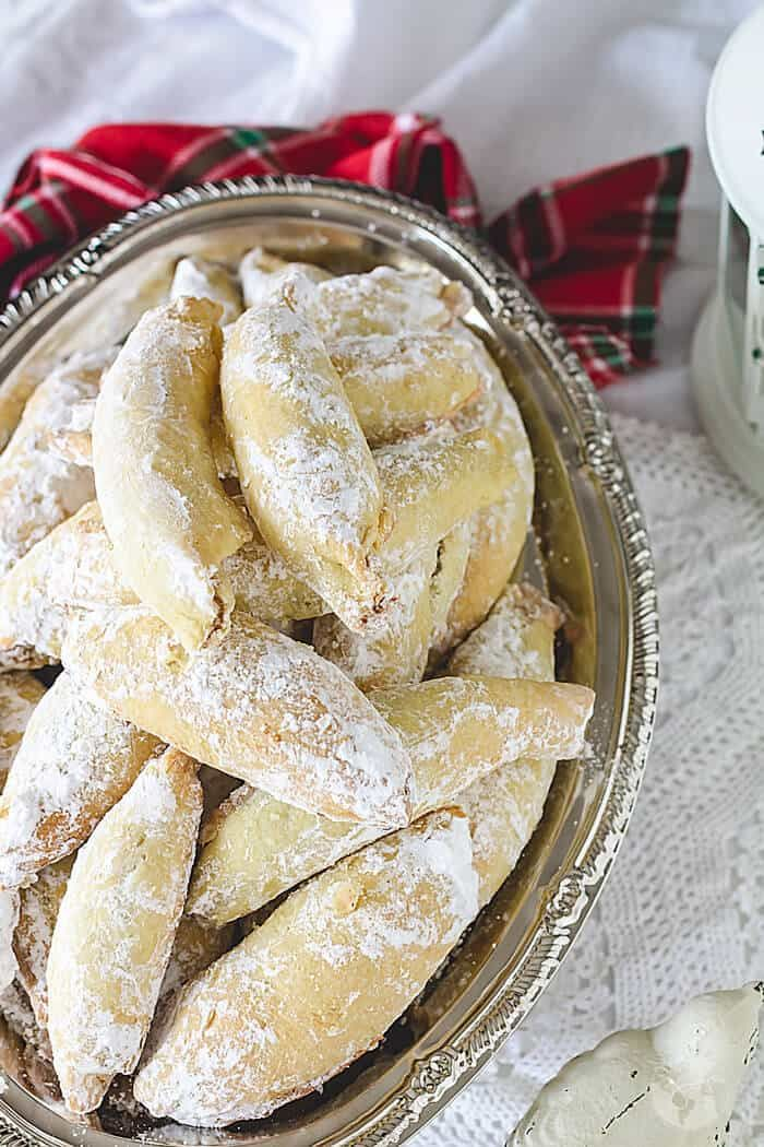 Easy Holiday Polish Walnut Kiflies Recipe All that's Jas