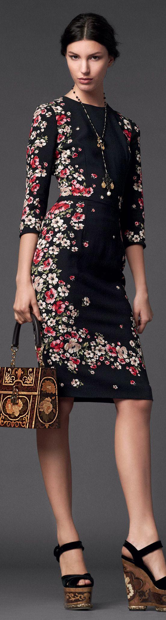 Dolce & Gabbana | Woman Collection W 2014