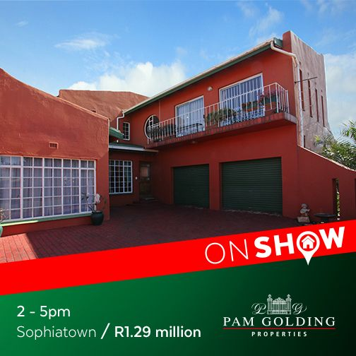 On Show Sunday 23 October from 2 - 5pm. Click for more information. #OnShow #ForSale #Sophiatown