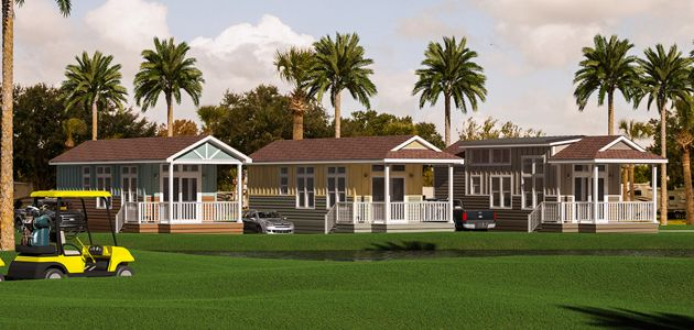 Cavco is a national leader in the design and production of park models, cabins and specialty products.