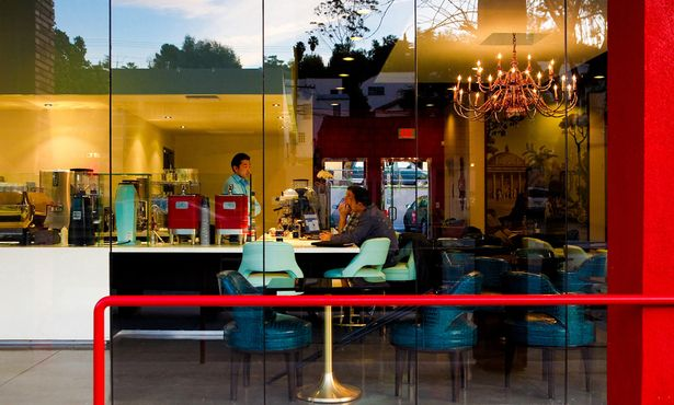 La Mill Coffee Boutique | Formation Association in collaboration with Rubbish Interiors; Photography: Alen Lin | Archinect