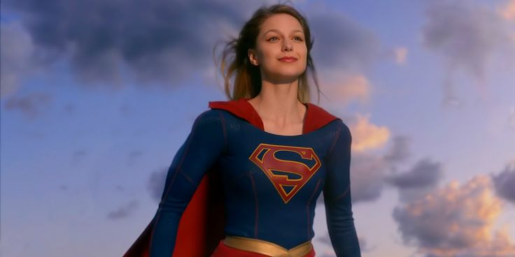 Maybe We'll Get That Supergirl /Flash Crossover After All!